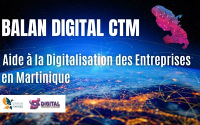 Dispositif CTM Balan Digital – Aide d'urgence à la digitalisation